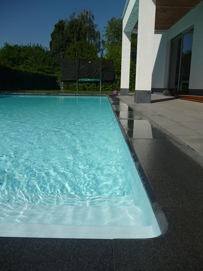 Carreaux palissades et margelles de piscine bordures for Carrelage 90x45