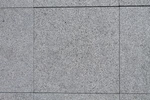 graniettegels grijs gehamerd