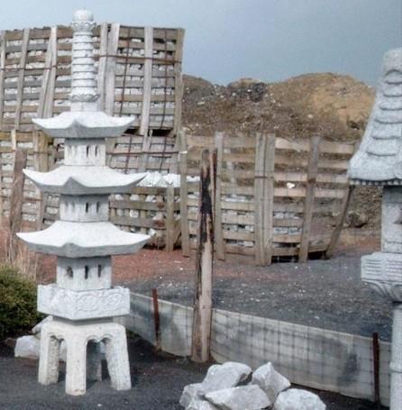Japanse lantaarns archieven de wandeleer natuursteen - Japanse tuindecoratie ...