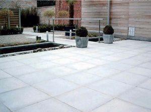 betondallen lichtgrijs