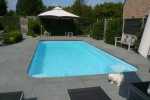zwembadboorden graniet