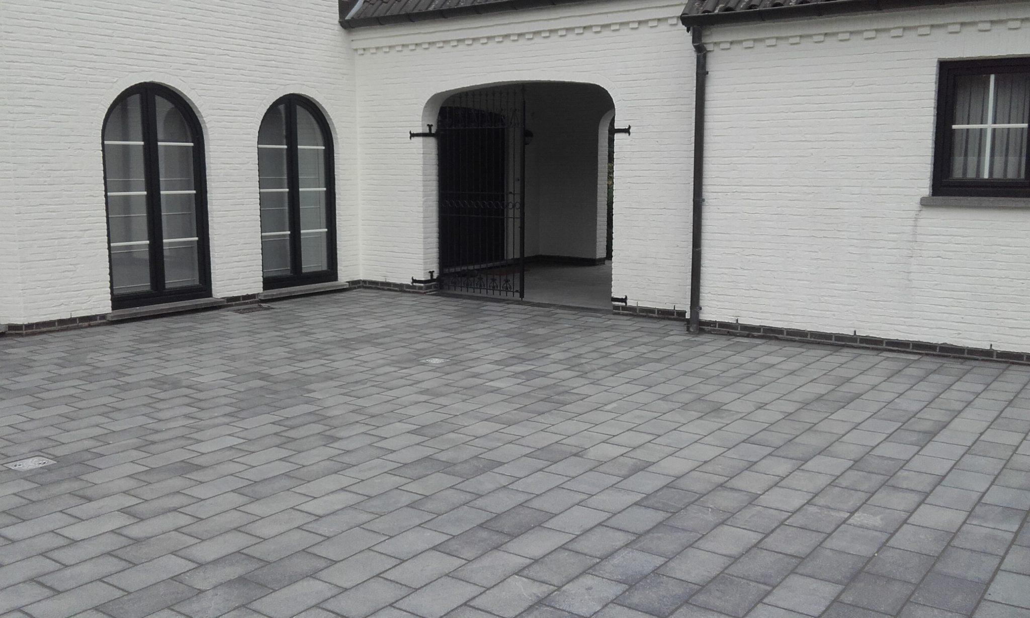Terrastegels mechelen de wandeleer pierre naturelle for Carrelage 90x45