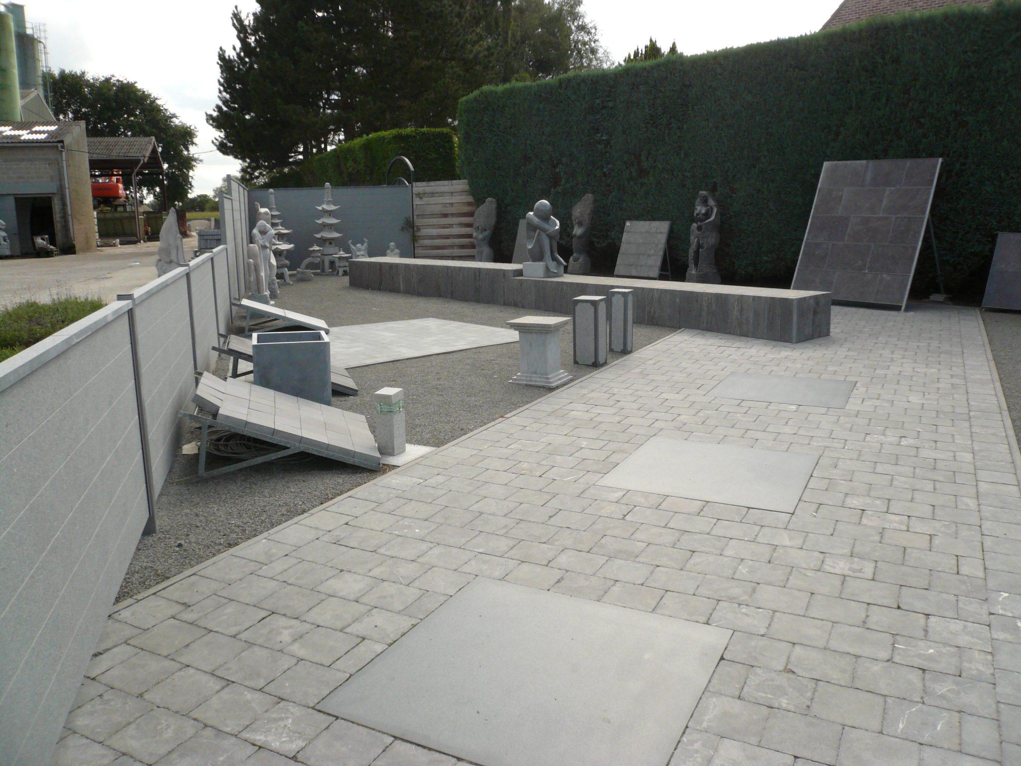 Toonpark1 de wandeleer pierre naturelle for Carrelage 90x45