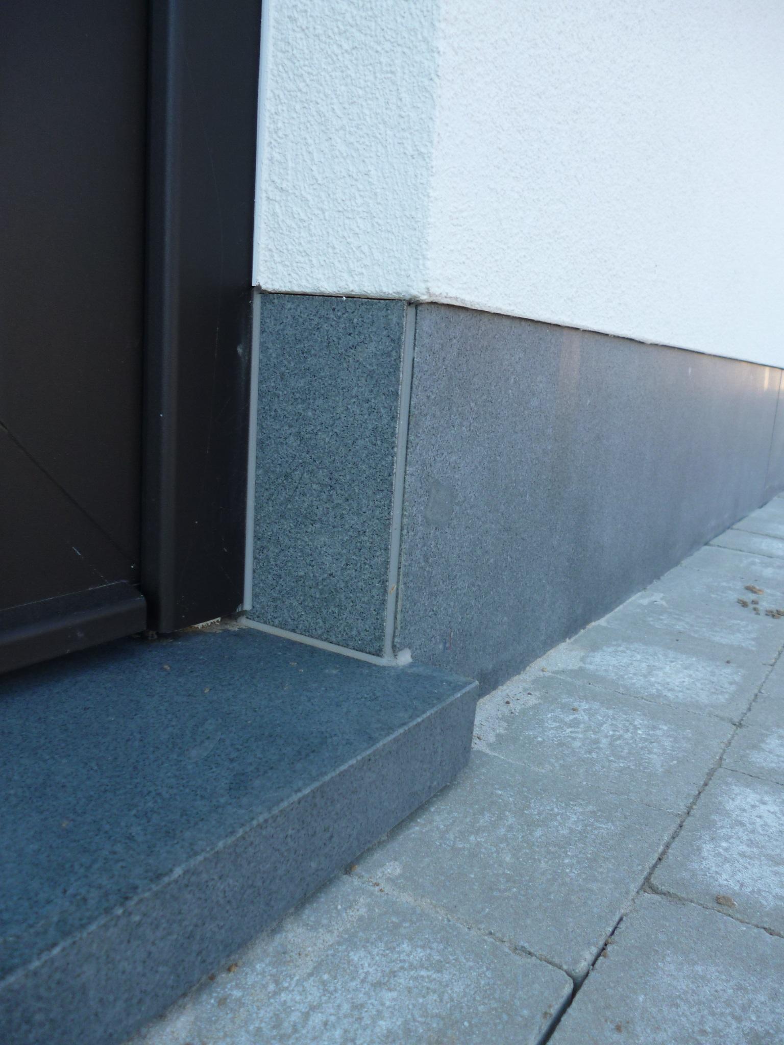 Natuursteen plint 2 de wandeleer pierre naturelle for Carrelage 90x45