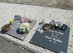 Graniet voor begraafplaatsen