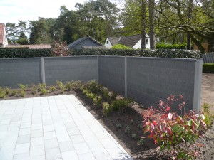 tuinschermen in graniet